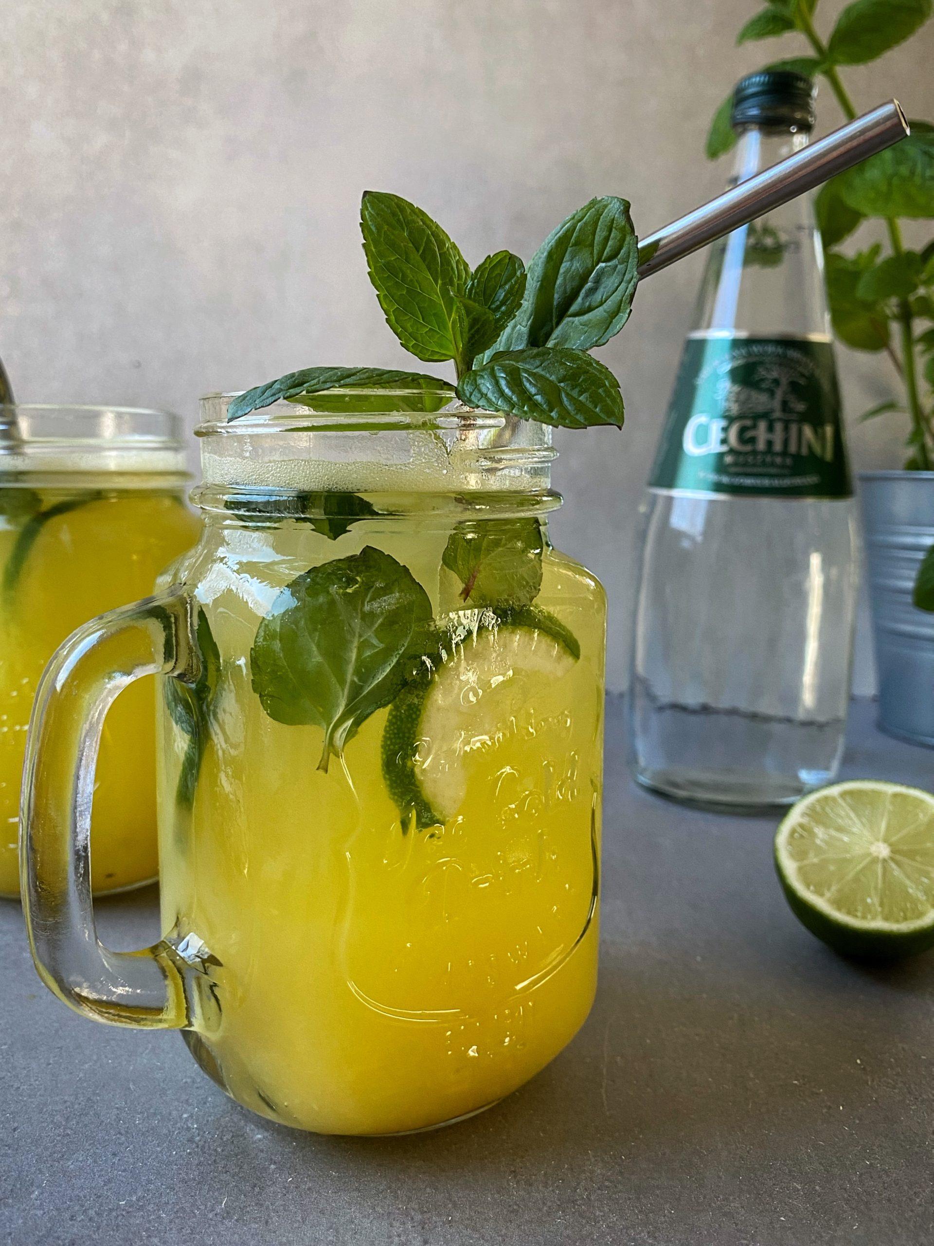 cechini muszyna drinki bezalkoholowe
